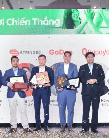 Grab announces programme winners of Grab Ventures Ignite batch 1