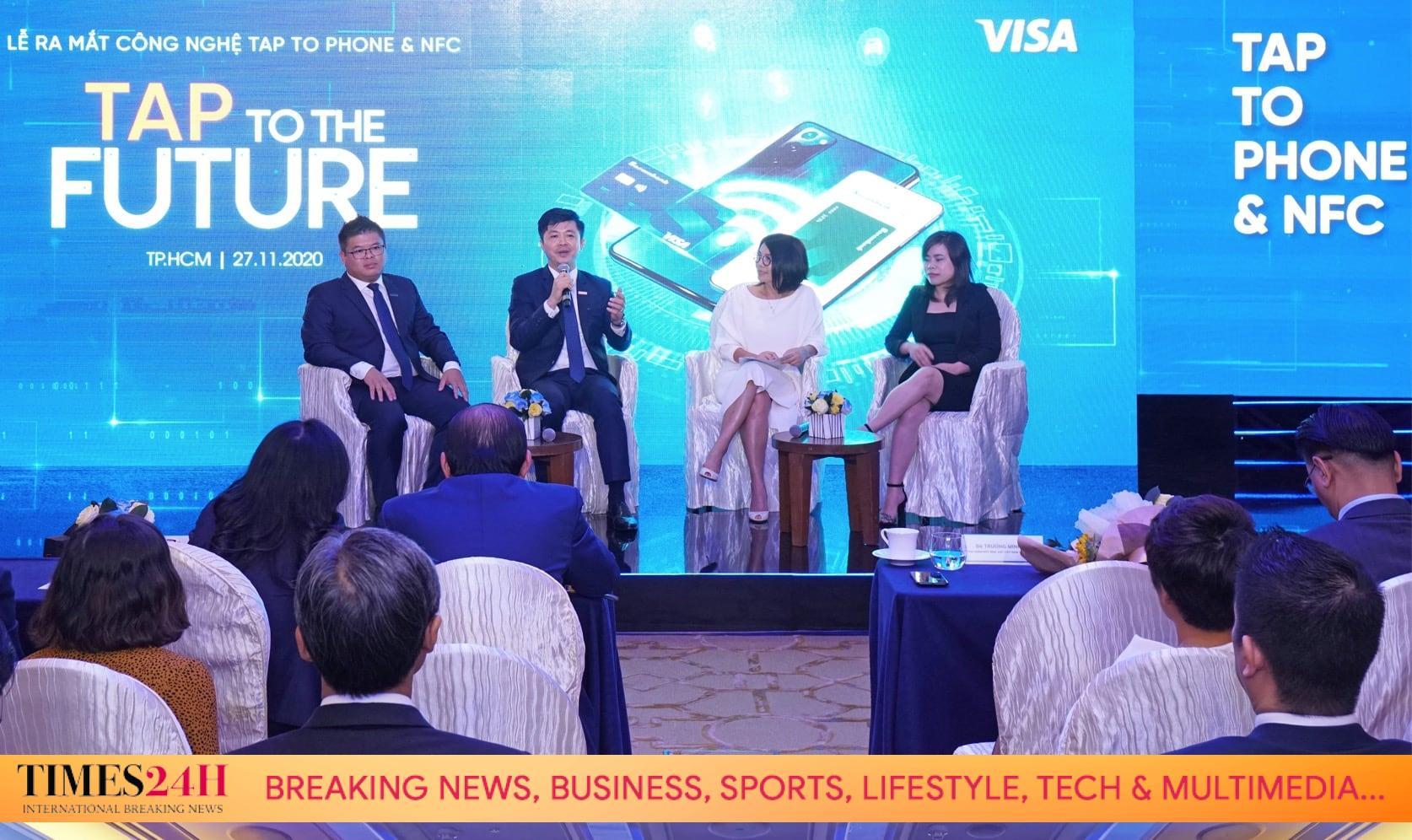 World's first launch of Visa Tap to Phone with Rapid Seller Onboarding set to bring more Vietnamese businesses into the digital economy