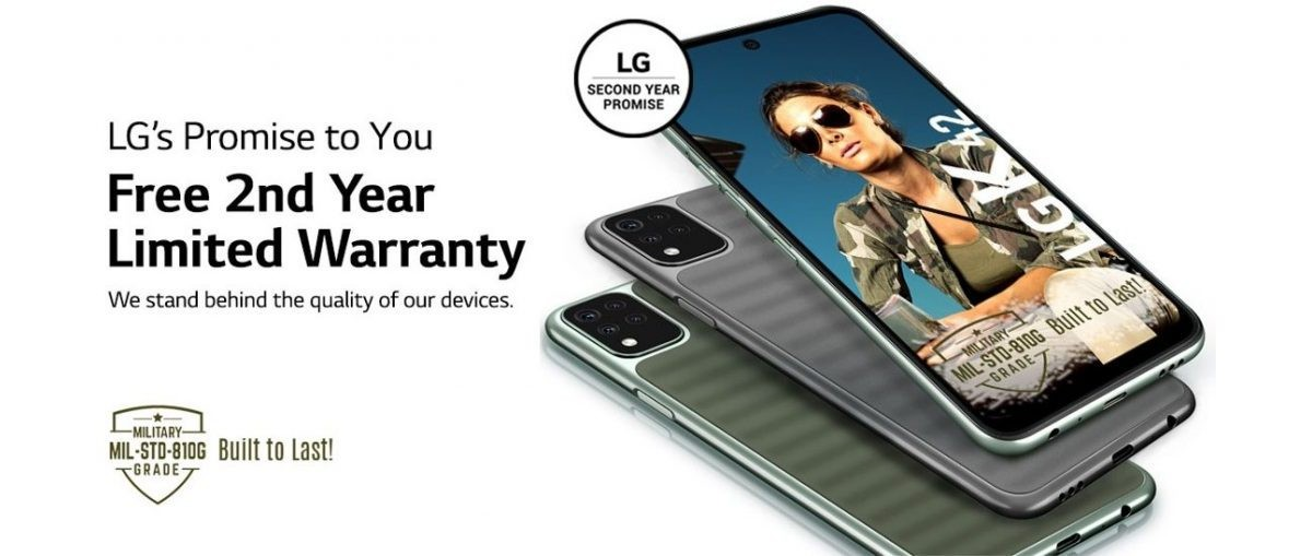 LG K42 arrives in India with military grade durability and low price