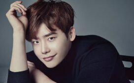 Korean actor Lee Jong Suk