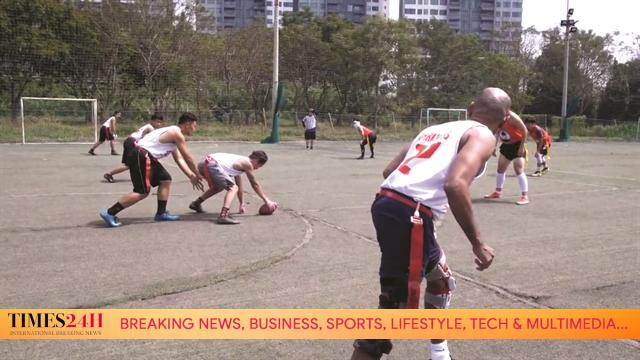 Flag football touches down in HCM City