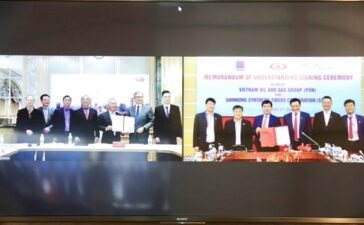Business48 mins ago  PetroVietnam, Taiwanese fiber producer step up cooperation
