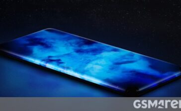 Xiaomi's new concept phone has a waterfall display that curves in all four corners