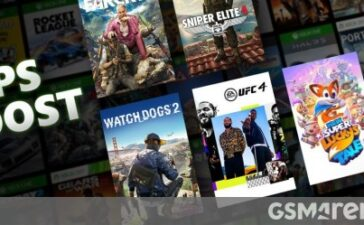 Microsoft gives older games FPS Boost on Xbox Series S and X with