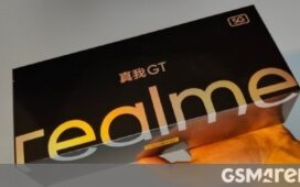 Realme GT 5G visits Geekbench, retail box surfaces with a familiar design