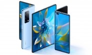 Huawei Mate X2 announced with foldable design and periscope camera
