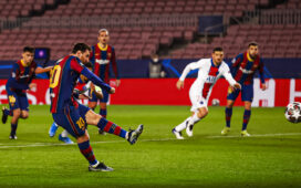 Barcelona lost to PSG: What a shameful and embarrassed loss of the Catalonian side