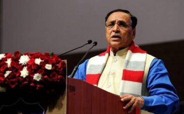 Gujarat CM Rupani tests COVID-19 positive