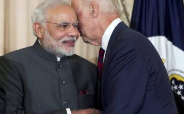 Biden underscores desire to defend democratic institutions on call with Modi: White House
