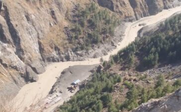 Nandadevi glacier live updates | 50-100 workers on a hydel power site reported missing