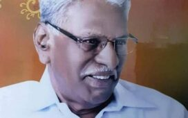 Noted story writer Singamaneni Narayana Rao no more