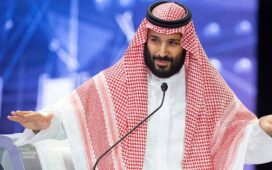 U.S. in delicate balancing act as Saudi Prince spared sanctions