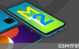 Samsung Galaxy M12 is coming to India on March 11 with a surprise upgrade to a 90Hz screen
