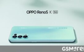 Oppo Reno5 K 5G price revealed as sales begin in China