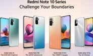 Redmi Note 10 series global debuts - Note 10 Pro, Note 10, Note 10S and Note 10 5G