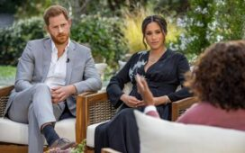 Oprah interview | Meghan says British royals worried about her son's dark skin