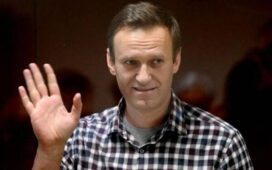 U.S. sets sanctions over Russia Opposition leader Alexi Navalny's poisoning