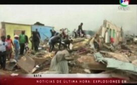At least 15 dead, 400 wounded in Equatorial Guinea blasts