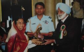 Veteran Indian athlete Ishar Singh Deol dies at 91