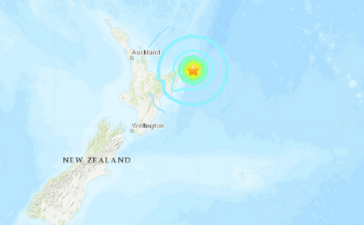 Strong 7.2 magnitude earthquake shakes New Zealand, tsunami warning issued