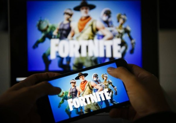 fortnite on phone