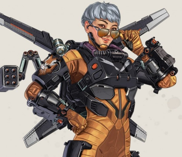 apex legends character valkyrie has connections to titanfall 2