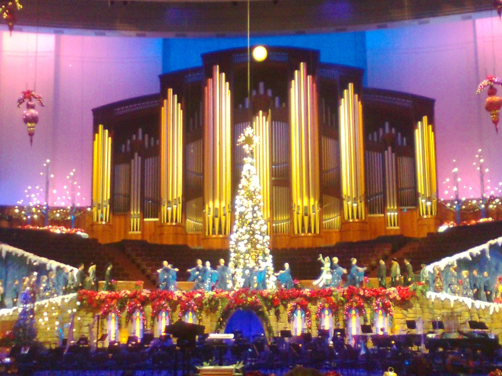 Lds Christmas Concert.Tabernacle Choir Christmas Concert Times Seasons