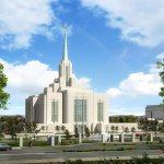 The New Ogden Temple, © 2010, Intellectual Reserve, Inc.