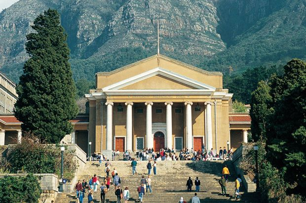 Jameson Hall, University of Cape Town, South Africa
