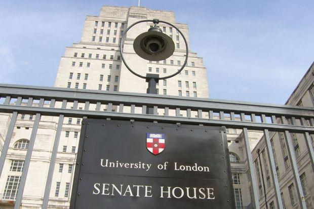 Beasiswa kuliah daring university of london