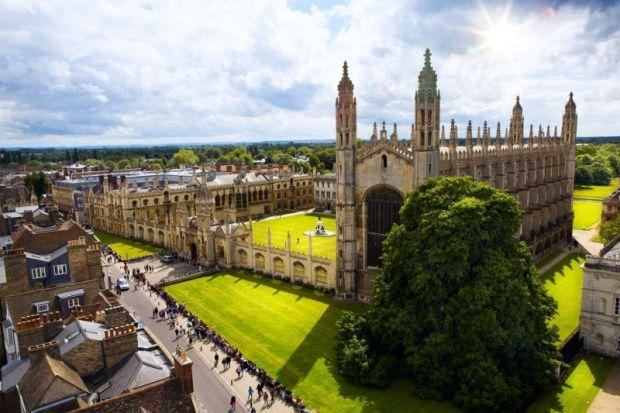 University of Cambridge, everything you need to know about studying in the UK