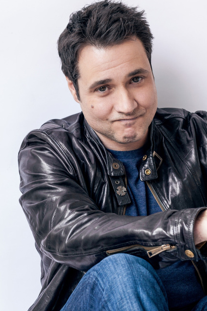 Adam Ferrara Will Be The First Comedian To Perform Live From Chandelier Lobby