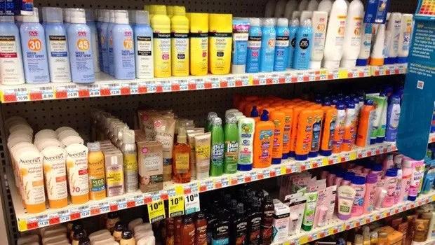 Sunscreens Vitamin D