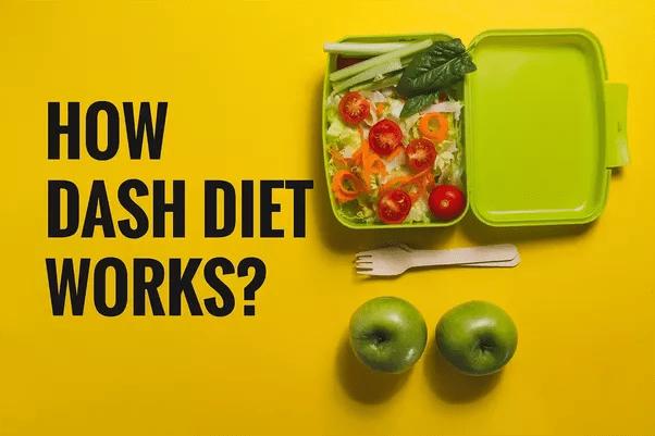 how dash diet works