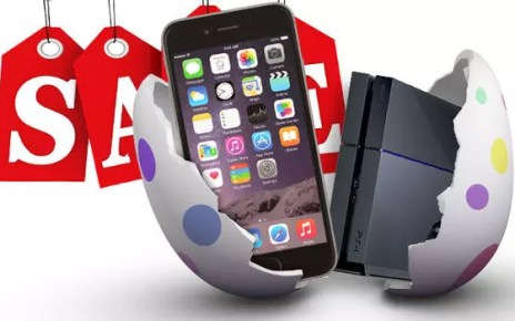 Easter Sale and Deals for iPhone 8, 8 Plus, iPhone X, iPad, Mac