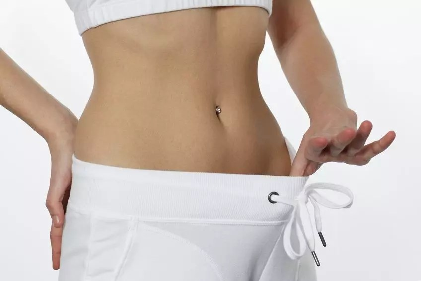 Eliminate Belly Fat Naturally