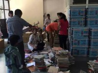 Give Paper Back: Volunteer From Bangalore Ensure No Paper Is Wasted