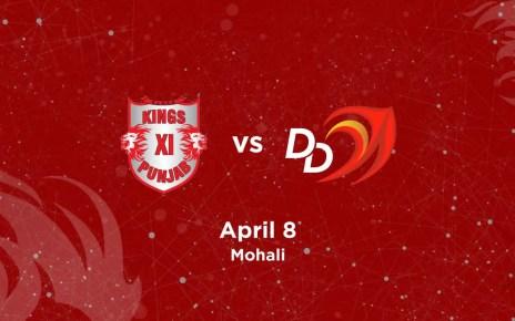 Kings XI Punjab v Delhi Daredevils
