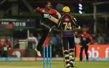Kolkata Knight Riders vs. Royal Challengers Bangalore