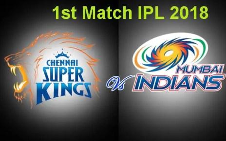 Mumbai Indians vs. Chennai Super Kings