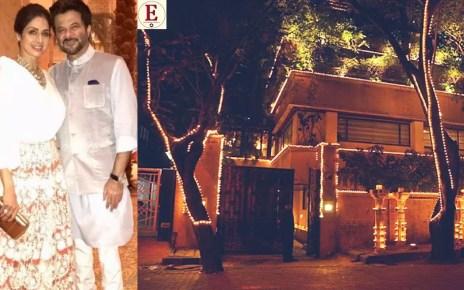 Anil Kapoor house