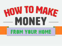 5 Best Ways to earn from Home at your Free Times