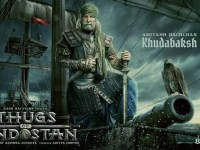 Check out Amitabh Bachchan's Epic Looks as Commander Khudabaksh in the Thugs of Hindostan Motion Poster