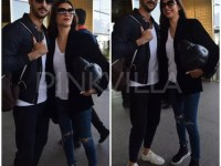 Sushmita Sen seems to be love-struck once again and she isn't hiding it.