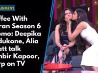 Deepika Padukone kept secret of Karan Johar's twin babies