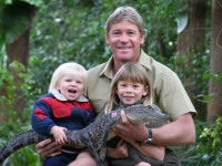 "Steve Irwin: ""Born a Wildlife Warrior, Die a Wildlife Warrior"""