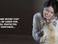 "Anushka Sharma's animal shelter-""Pari"" of Animals"