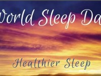 Celebrate the World Sleep Day on 15th March!