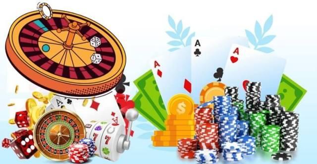 online casino games on net