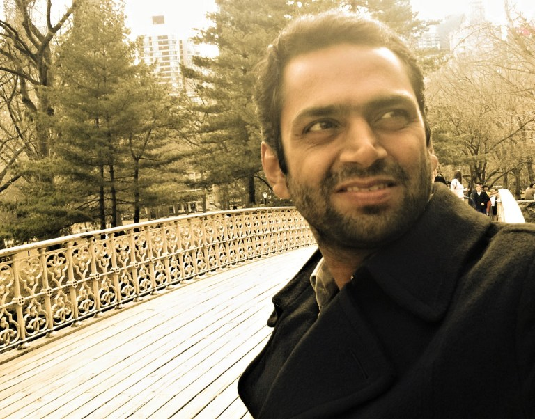 Exclusive Rendezvous with Sharib Hashmi